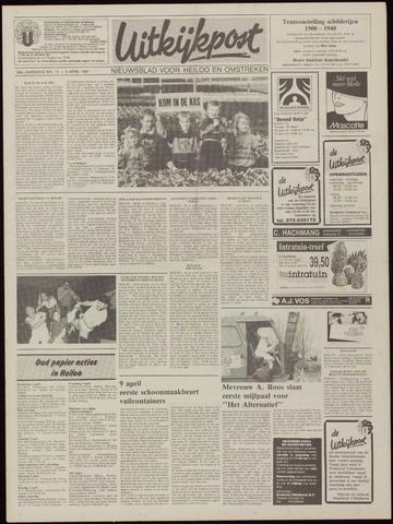Uitkijkpost : nieuwsblad voor Heiloo e.o. 1991-04-03
