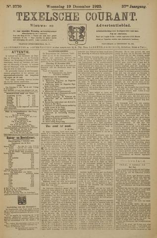 Texelsche Courant 1923-12-19