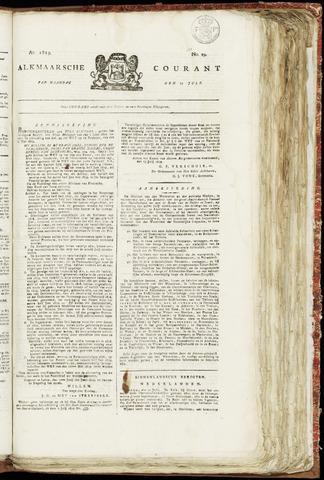 Alkmaarsche Courant 1819-07-19