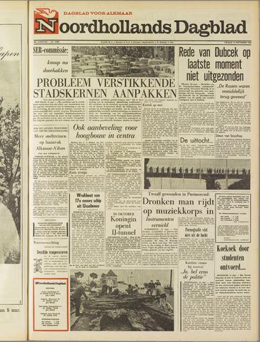 Noordhollands Dagblad : dagblad voor Alkmaar en omgeving 1968-09-13