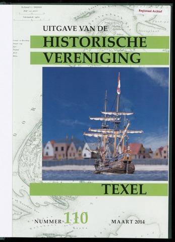 Uitgave Historische Vereniging Texel 2014