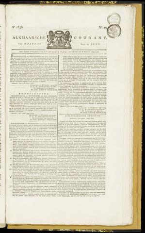 Alkmaarsche Courant 1838-06-25