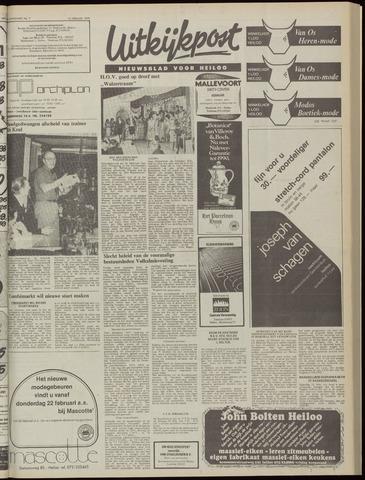Uitkijkpost : nieuwsblad voor Heiloo e.o. 1979-02-14