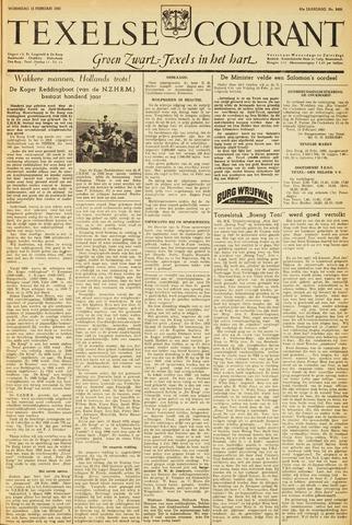 Texelsche Courant 1950-02-15