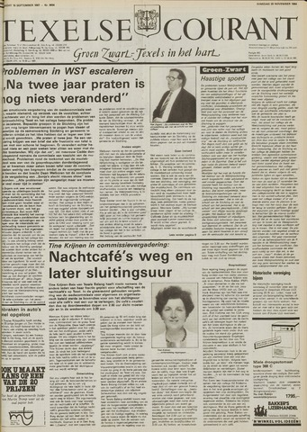 Texelsche Courant 1984-11-20