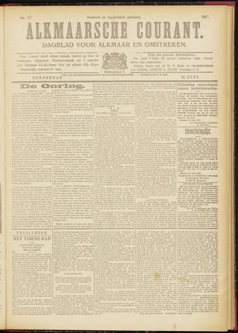 Alkmaarsche Courant 1917-06-14