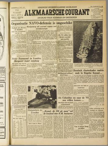 Alkmaarsche Courant 1955-10-13