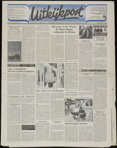 Uitkijkpost : nieuwsblad voor Heiloo e.o. 1993-10-13