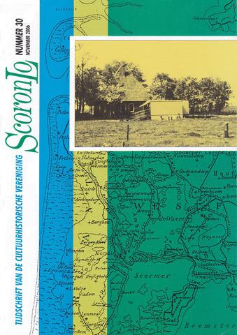 Tijdschrift van cultuurhistorische vereniging Scoronlo 2006-11-01