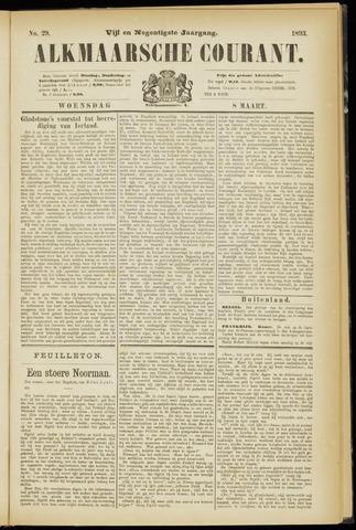 Alkmaarsche Courant 1893-03-08
