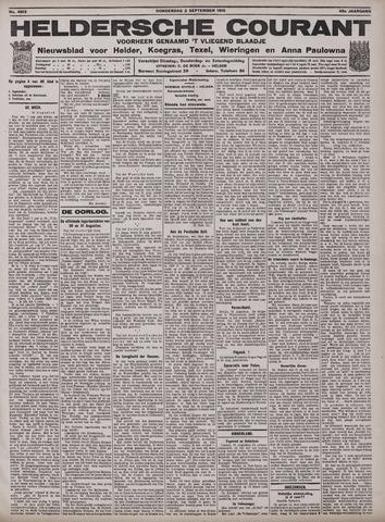 Heldersche Courant 1915-09-02