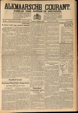 Alkmaarsche Courant 1934-10-19