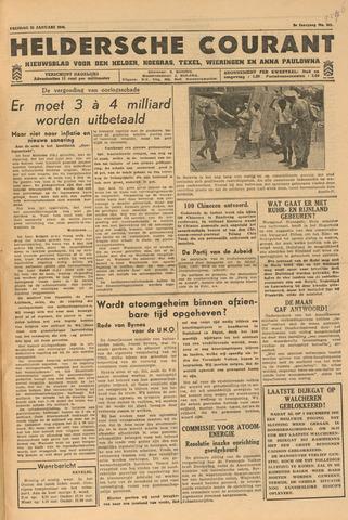 Heldersche Courant 1946-01-25