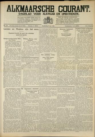 Alkmaarsche Courant 1939-06-08