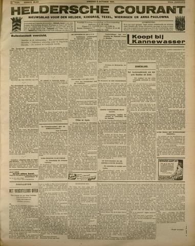 Heldersche Courant 1931-10-06
