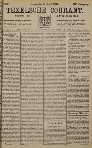 Texelsche Courant 1915-04-08