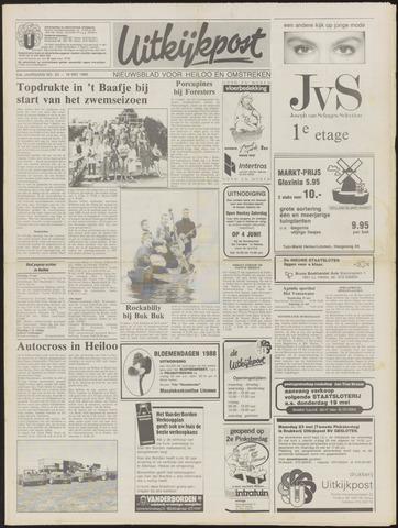 Uitkijkpost : nieuwsblad voor Heiloo e.o. 1988-05-18