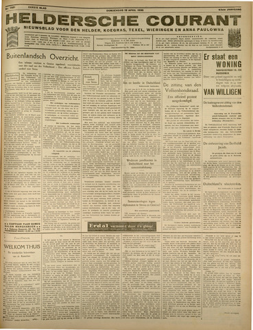 Heldersche Courant 1935-04-18