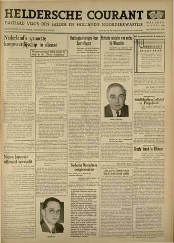 Heldersche Courant 1938-04-25