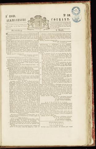 Alkmaarsche Courant 1848-03-06