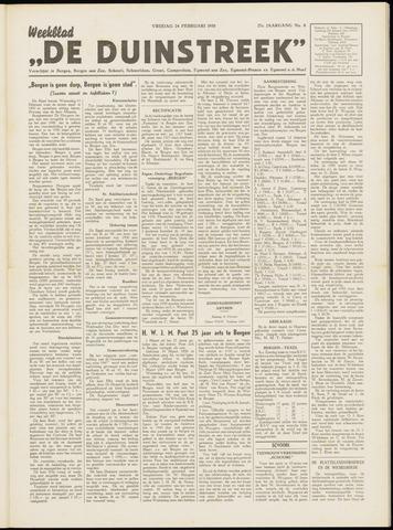 De Duinstreek 1950-02-24
