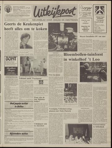 Uitkijkpost : nieuwsblad voor Heiloo e.o. 1985-10-16