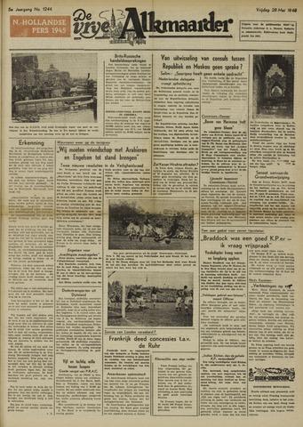 De Vrije Alkmaarder 1948-05-28