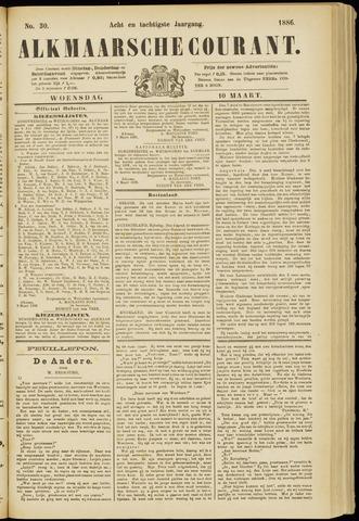 Alkmaarsche Courant 1886-03-10