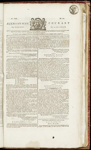 Alkmaarsche Courant 1825-12-19