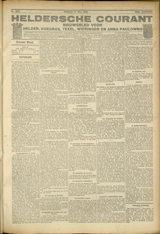Heldersche Courant 1925-07-14