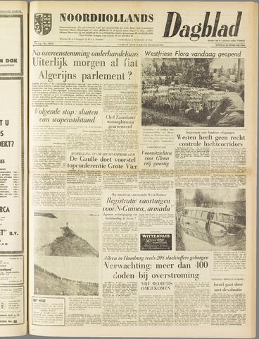 Noordhollands Dagblad : dagblad voor Alkmaar en omgeving 1962-02-20
