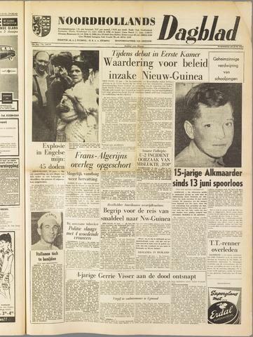 Noordhollands Dagblad : dagblad voor Alkmaar en omgeving 1960-06-29