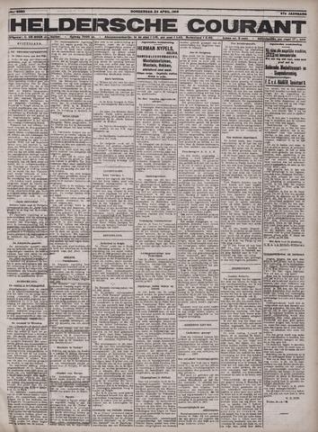 Heldersche Courant 1919-04-24