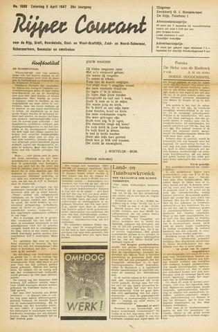 Rijper Courant 1947-04-05