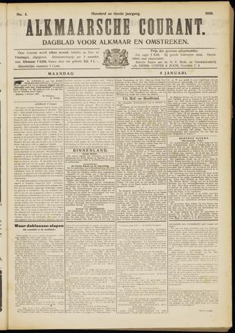 Alkmaarsche Courant 1908-01-06