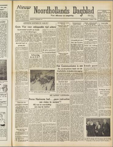 Nieuw Noordhollandsch Dagblad : voor Alkmaar en omgeving 1947-12-16