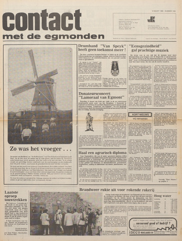 Contact met de Egmonden 1980-03-12