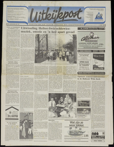 Uitkijkpost : nieuwsblad voor Heiloo e.o. 1994-06-01