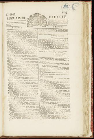 Alkmaarsche Courant 1849-02-05
