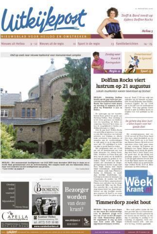 Uitkijkpost : nieuwsblad voor Heiloo e.o. 2010-08-11