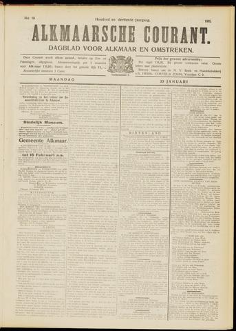 Alkmaarsche Courant 1911-01-23