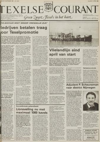 Texelsche Courant 1986-04-11