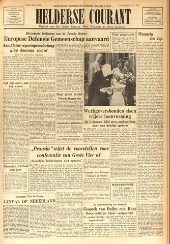 Heldersche Courant 1953-07-24