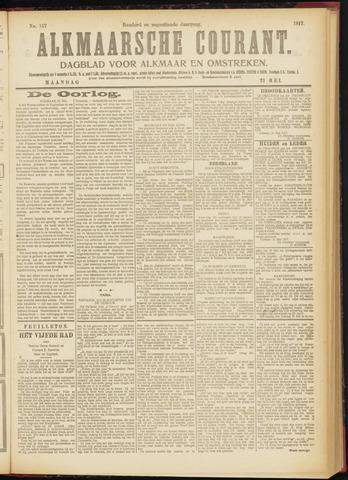 Alkmaarsche Courant 1917-05-21