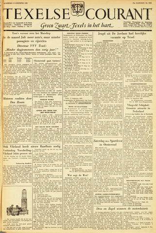Texelsche Courant 1952-08-13
