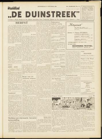 De Duinstreek 1964-10-15