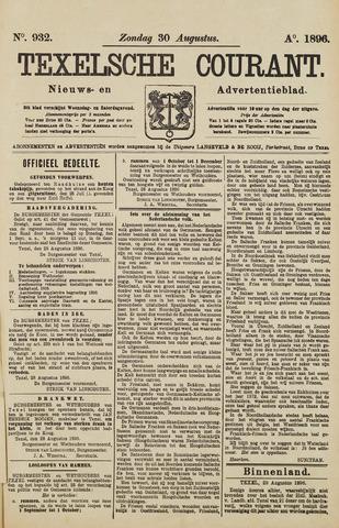 Texelsche Courant 1896-08-30