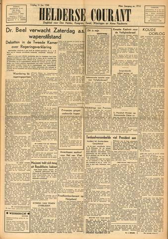 Heldersche Courant 1948-01-16
