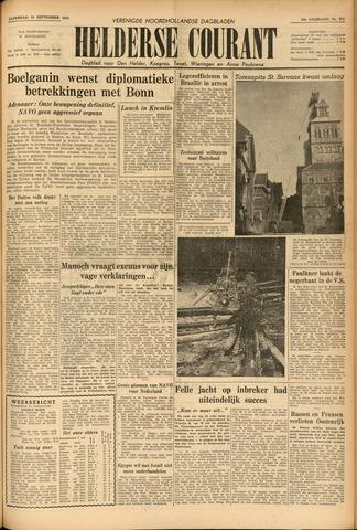 Heldersche Courant 1955-09-10