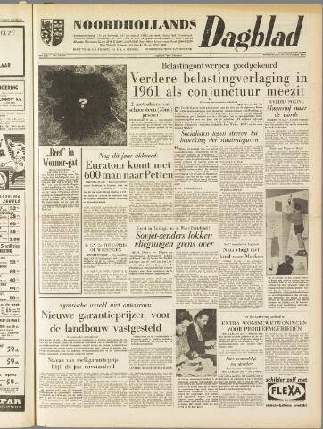 Noordhollands Dagblad : dagblad voor Alkmaar en omgeving 1959-10-29